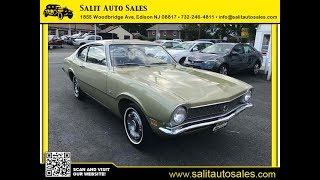 Salit Auto Sales   1971 Ford Maverick in Edison NJ