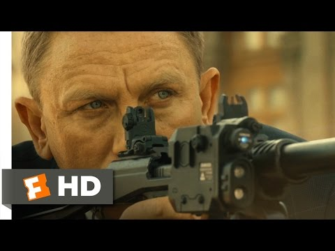 Spectre - Blowing Up the Block Scene (1/10)   Movieclips