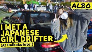 I Met A Japanese Girl Drifter At An Underground Car Meet In Japan