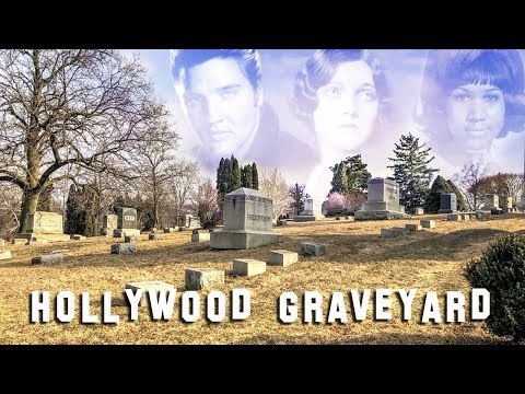 FAMOUS GRAVE TOUR - Viewers Special #5 (Elvis, Aretha Franklin, etc.)