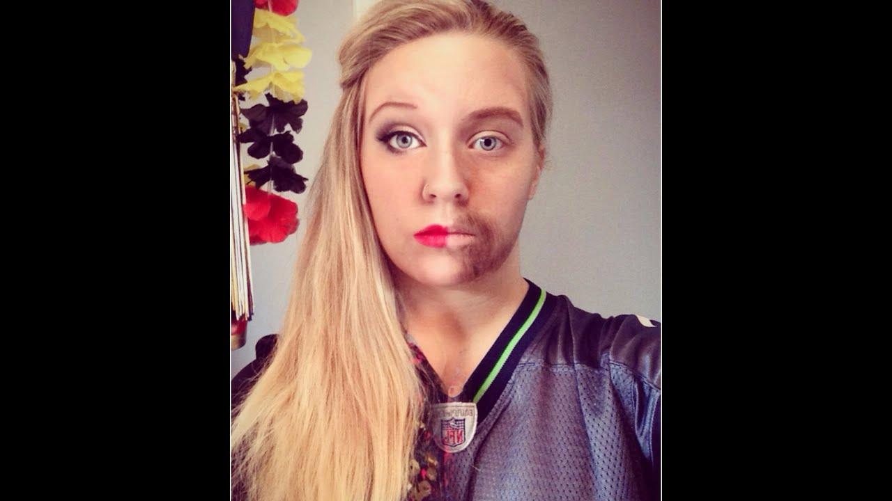 Se Makeup How To Make A Woman Look Like A Man - Mugeek Vidalondon-7047
