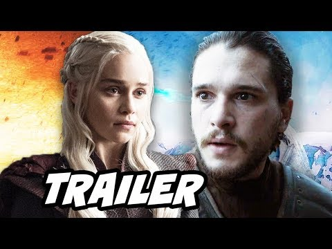 Game Of Thrones Season 7 Preview Breakdown - Azor Ahai
