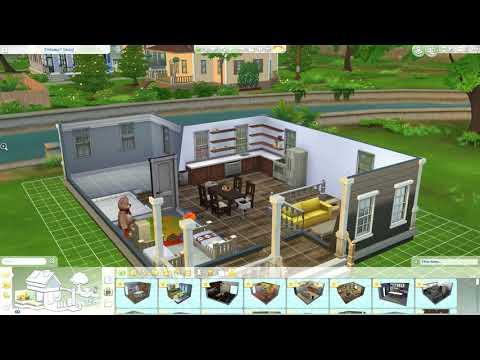 Sims 4 Toddler Stuff Speed Build |