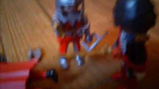 trailer age of playmobil 2 l' attaque du chateau fort .wmv