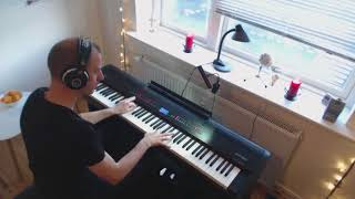 Step Into Christmas (Elton John) - Piano cover