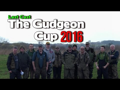 The Gudgeon Cup 2016 Match Fishing
