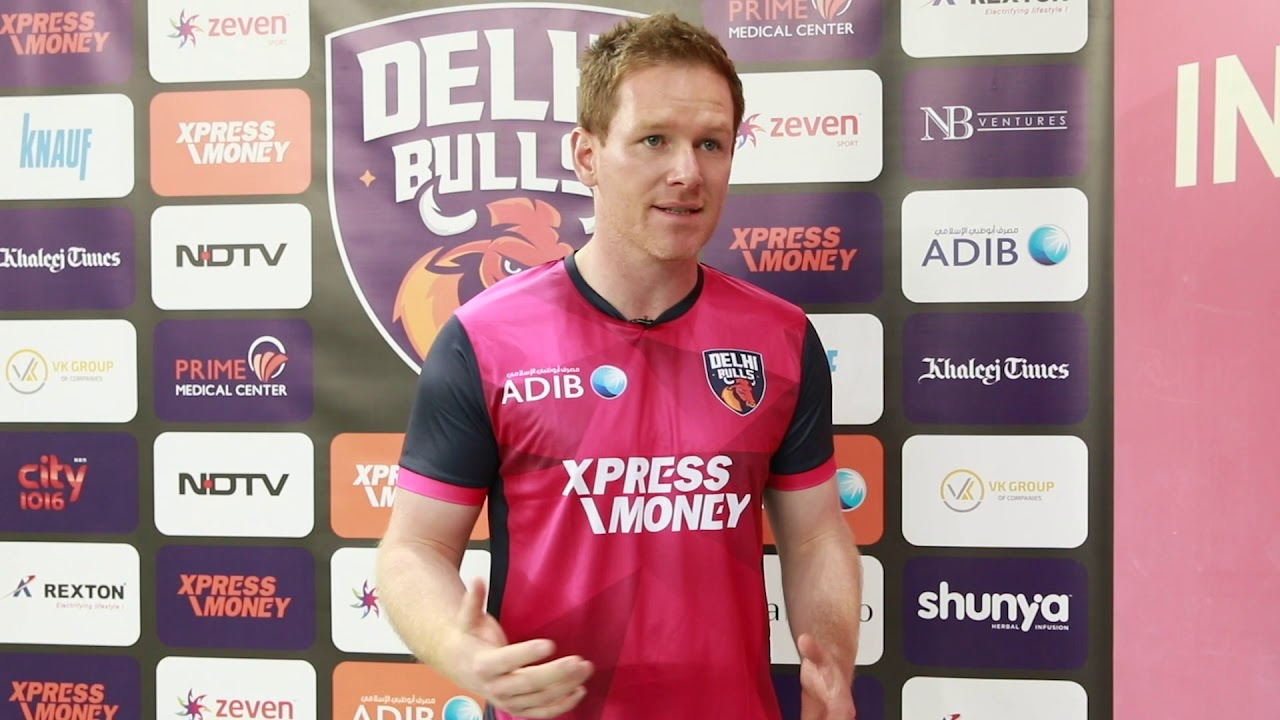 Image result for eoin morgan Delhi Bulls