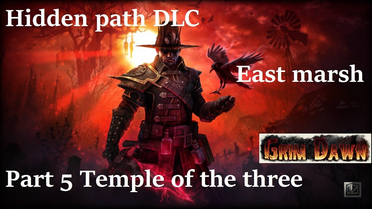 Grim Dawn Temple Of The Three
