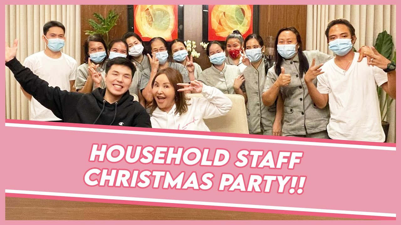 I CRASHED YAYA'S POST CHRISTMAS PARTY! | Small Laude