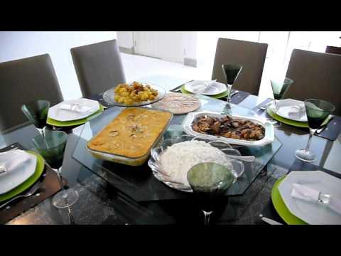 Prato giratorio arte mesa para mesas de jantar visitem - Mesa de centro giratoria ...
