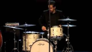 Drumsolo Johan Horner