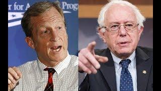 Democratic Megadonor Might be Feeling The Bern