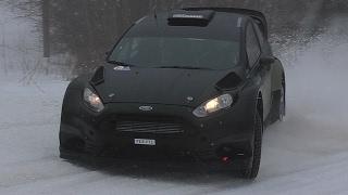 G. GROSS test Ford Fiesta WRC