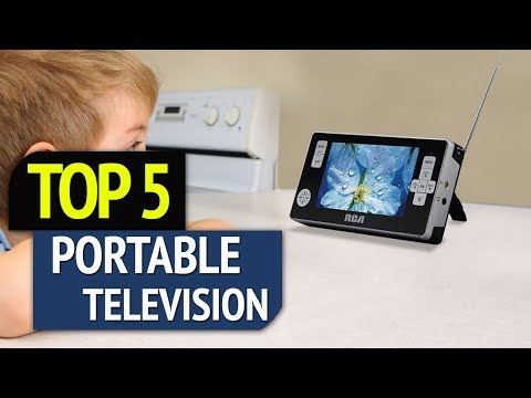 top-5:-best-portable-television-2019