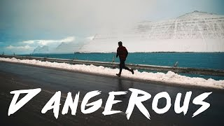 DANGEROUS SNOWSTORM IN FAROE ISLANDS