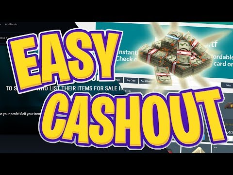 [TF2] HOW TO EASILY AND SAFELY CASHOUT YOUR ITEMS!