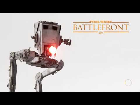 Star Wars Battlefront 1 (2015) Gameplay- Let's get our butts kicked