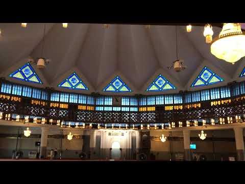 TARUC(RRE4'17)- Seni Bina Masjid Negara, Kuala Lumpur