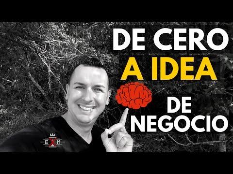 Como tener IDEAS de NEGOCIO (HD)