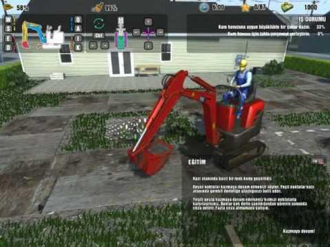 Dig İT A Digger Simulator bölüm1 |