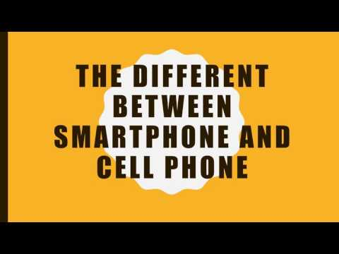 different-between-smartphone-and-normal-cell-phone