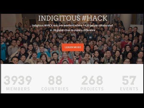INDIGITOUS #HACK