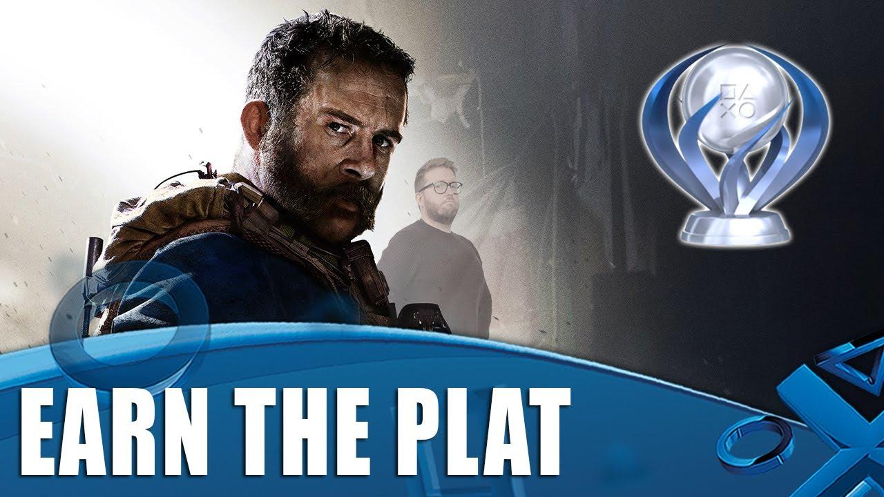 Call Of Duty: Modern Warfare - Podemos ganhar a platina? + vídeo