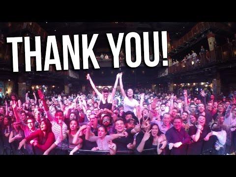 This is Why I LOVE My Job (Anjuna Tour Boston)