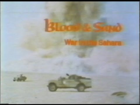 Blood and Sand: War in the Sahara - WNET/PBS (1982)