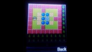 sokoban Slowly level 8  Solve!!