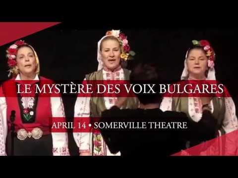 Le Mystère des Voix Bulgares performing live in Boston 4/14