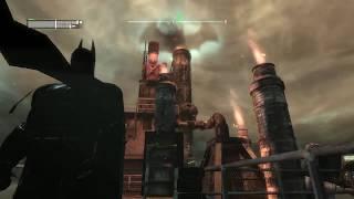 Batman: Arkham City GOTY Live Stream part 6: pew
