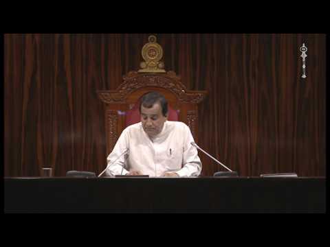 Parliament of Sri Lanka - 4 April 2017 Part 4