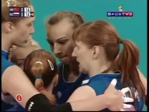 POG 2008 Quarterfinals: China x Russia