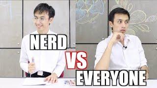 Nerd VS Everyone During an Exam Video