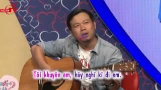 Chết cười tay guitar đi kua gái nhưng hát ... lộn bài!