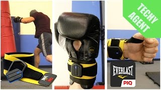PIQ & Everlast Boxing MMA Fitness Sensor - REVIEW