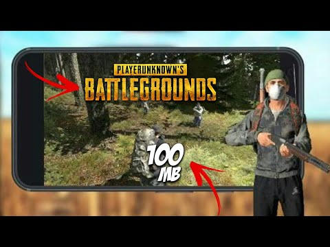 How To Download Pubg In 100mb On Android 100working With Proof