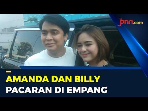 Bukan ke Mall, Billy Syahputra dan Amanda Manopo Pilih Pacaran di Empang