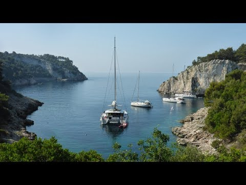 sailing croatia   dalmatian islands   june 2017