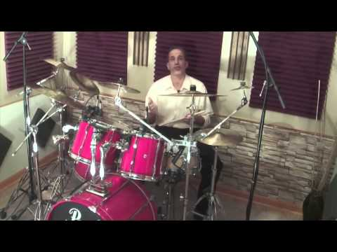 "Drumset Lessons with Todd Walker: ""Odd Meter Grooves, Part 1"""