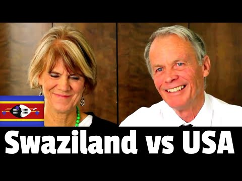 Living in Swaziland as Americans // First Impressions, Culture Shocks, Swazi Food, etc