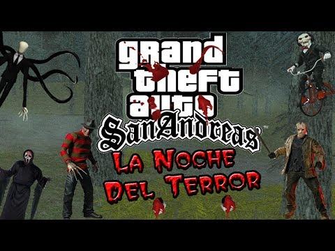 GTA San Andreas Loquendo | La Noche Del Terror | Cap.1 | ©Themastersfly24™