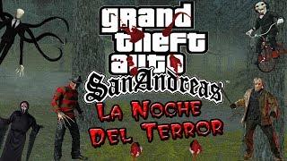 GTA San Andreas Loquendo | La Noche Del Terror | Capítulo 1: El Comienzo
