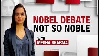 Abhijit Banerjee wins Nobel Prize: Nobel debate, not so noble | NewsX