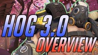 [Overwatch] HARBLEU ROADHOG 3.0 OVERVIEW