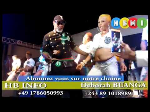 EXCLUSIVITE:CONCERT KOFFI OLOMIDE PRESENTE NYATAQUANCE EN LIVE DANSE YA BA BOSS  VERSION ORIGINAL