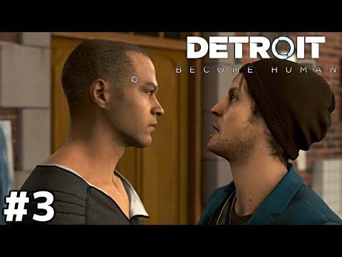 アンドロイドと芸術家【Detroit: Become Human】#3