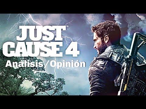 ¿DUDAS EN COMPRALO? Análisis/Opinión JUST CAUSE 4 | JuanFco360HD