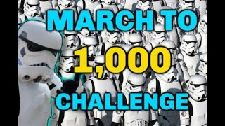 The March To 1,000 Challenge For Silver And Gold Eagle